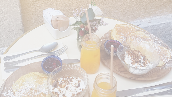 best brunch and brekfast place in nice, france