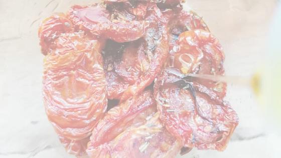 sun dried tomato easy recipe
