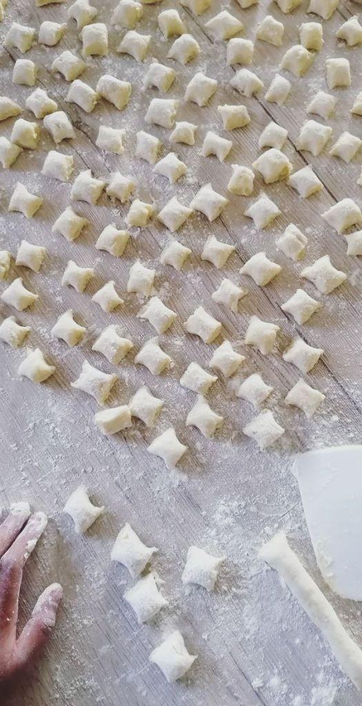 easy gnocchi recipe with sage
