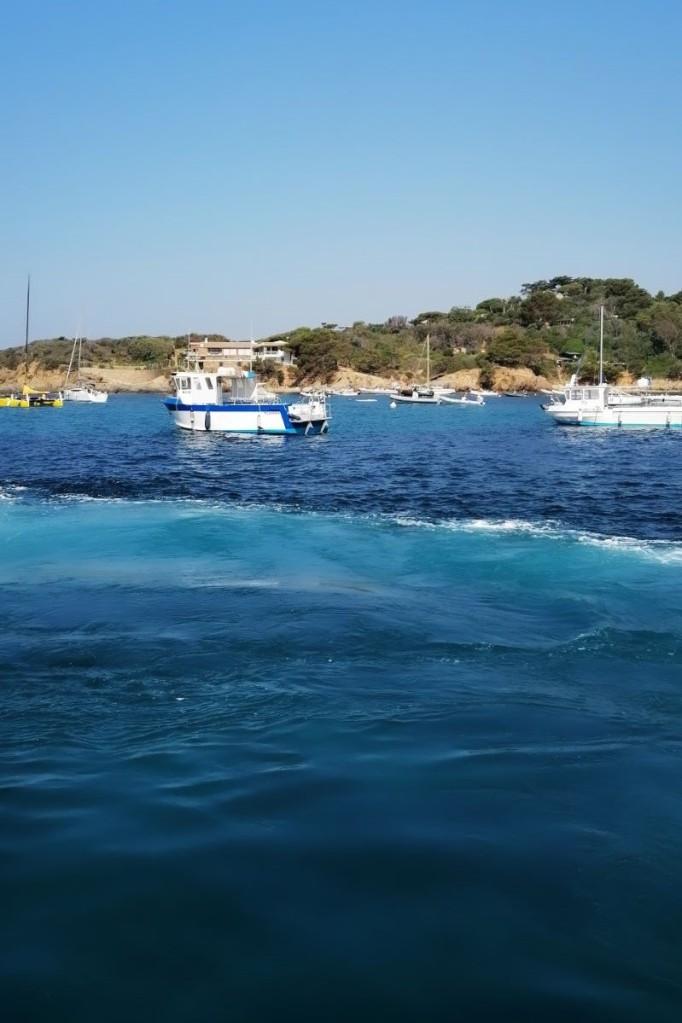 porquerolles island, day trip in provence