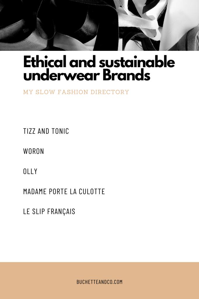 ethical sustainable underwear brands